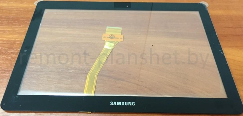 новый тач Galaxy Note 10.1 - лицевая сторона