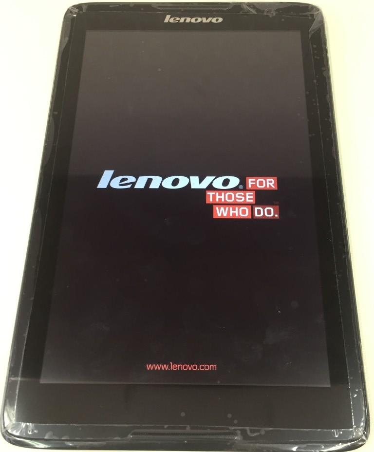 Lenovo IdeaTab А8-50 A5500 после ремонта
