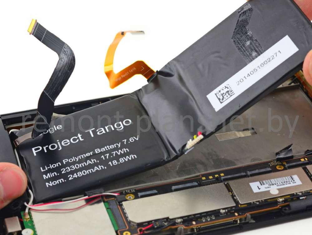 замена батареи Google