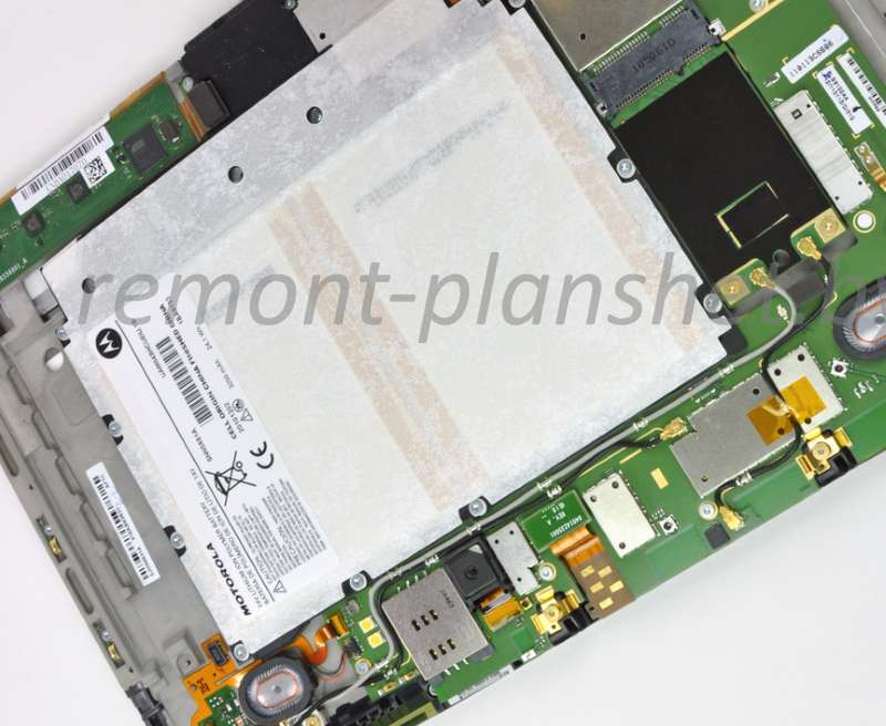 замена батареи Motorola