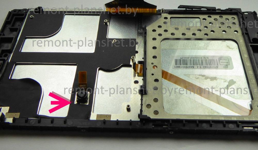 ремонт Huawei камера