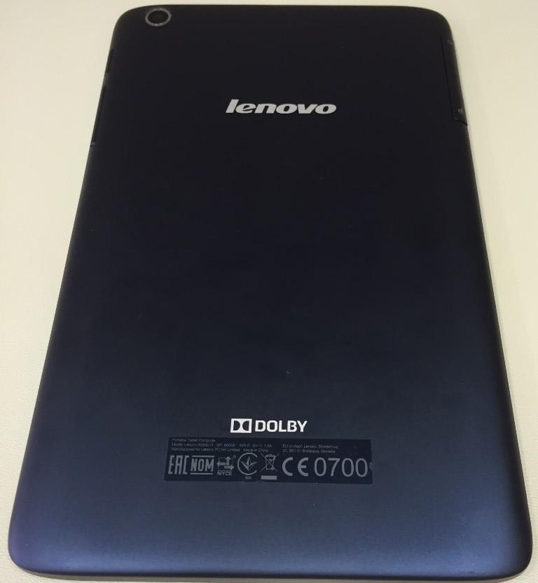 разборка Lenovo IdeaTab А8-50 A5500
