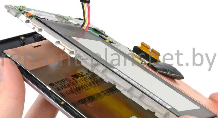 ремонт планшета Google Nexus 9