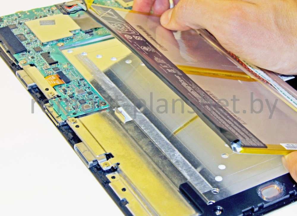 ремонт планшета Asus Transformer Book