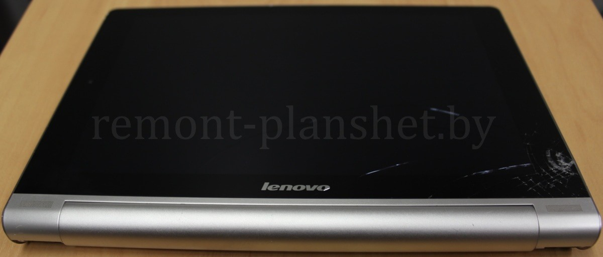 разбитый экран Lenovo Yoga Tablet